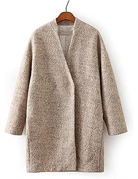 Manera de las señoras espesa capa de lana , figure , s