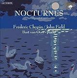 L\'Art du Nocturne - Oeuvres de Chopin, Pleyel, Kalkbrenner, Schumann, Alkan, Glinka... (4 CD)