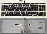 Laptoptaste_de Original Deutsch QWERTZ Tastatur mit Hintergrundbeleuchtung/Beleuchtet Toshiba Satellite C850 L850 C870 C855 L855 L870 P850 P855 Qosmio X870 X875 + Service-Werkzeugsatz
