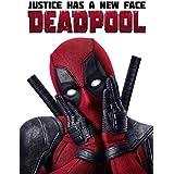 Deadpool Movie (14x19 inch, 35x47 cm) Silk Poster Seda Cartel PJ1E-32C5