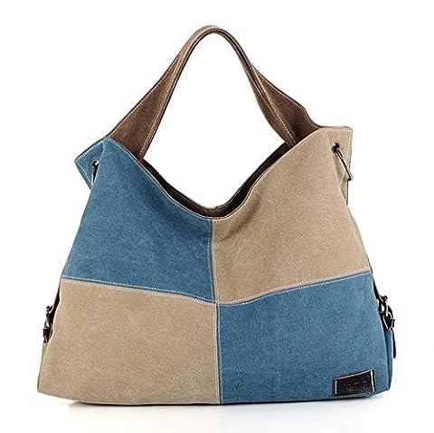 C.CHUANG Canvas Handbag Bag for Women(C2)