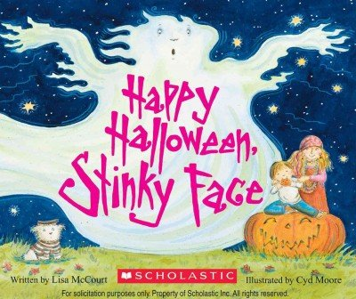 (HAPPY HALLOWEEN, STINKY FACE ) BY McCourt, Lisa (Author) Board Books Published on (07 , 2011)