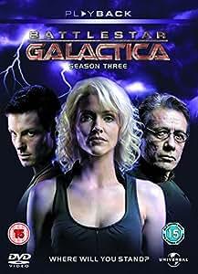 Battlestar Galactica - Season 3 [6 DVDs] [UK Import]