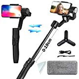 FeiyuTech Vimble 2(with Mini Tripod) 3-Axis Handheld Gimbal Stabilizer with 18CM Extension Bar
