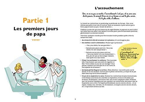 le cahier Jeune papa - Conseils, quiz, idées d'activités : tout pour être un papa au top