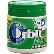 Orbit Bote - Chicle Sin Azúcar Hierbabuena 60 grágeas
