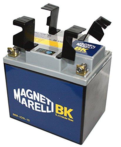 MM-ION-15 - Batteria Moto Litio eq. Y60-N30L-A (53030) / YTX30L-BS / YB30L(C)-B / Y60N24L-A (52515) / Y60N24AL-B / 53034 30AH