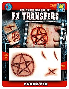 Tinsley Transfers - Tatuaje Temporal (FXTM 507)