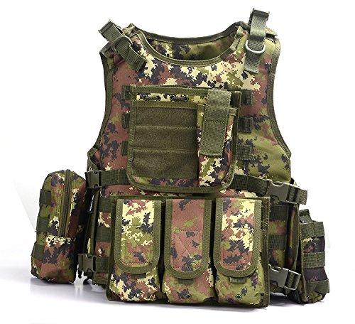 YAKEDA : gilet militaire - Armee