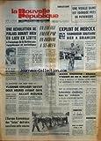 Telecharger Livres NOUVELLE REPUBLIQUE LA du 17 07 1972 UNE REVOLUTION DE PALAIS AURAIT BIEN EU LIEU EN LIBYE A L AVANTAGE DE LA FACTION PRO EGYPTIENNE ET SOVIETIQUE JALLOUD A FORME UN GOUVERNEMENT SANS KADHAFI LES REVELATIONS D UN AGENT SECRET US VLADIMIR KOMAROV SAVAIT 2 HEURES AVANT QU IL ALLAIT MOURIR L EUROPE ECONOMIQUE DES 16 DOIT ETRE CONSTITUEE CETTE SEMAINE PRES DE ST CYR SUR MER LABORATOIRE CLANDESTIN DANS UN CABANON 15 KGS D HEROINE SAISIS LES SPORTS EXPLOITS DE MERCKX MICHEL ROUSS (PDF,EPUB,MOBI) gratuits en Francaise