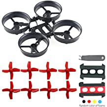 FancyWhoop Mini Quadcopter Frame Kit with Props Removal Tool for Tiny Whoop Eachine E010 JJRC H36 Quadcopter