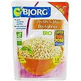 Bjorg - Perles de Blé Boulghour - BIO - 250 g - Lot de 3