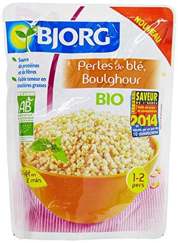 Bjorg Perles de Blé Boulghour Bio 250 g