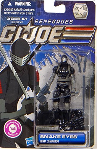 G.I. Joe Snake Eyes
