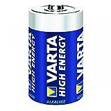 Varta Batterie High Energie C LR14 (Baby) 1-er Pack