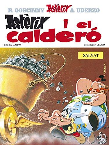 Asterix I El Caldero/Asterix and the Cauldron