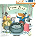 Stone Soup (Flip-Up Fairy Tales)
