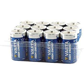 AmazonBasics Batterien Alkali, Typ D: Amazon.de: Elektronik