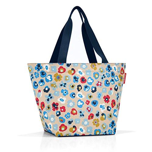 Reisenthel borsa da spiaggia, millefleurs (multicolore) - zs6038