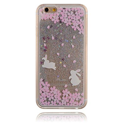 """MOONCASE Étui pour iPhone 6 Plus (5.5"""") Glitter Quicksand Dynamic Hard Housse Coque Etui Shell Case Cover LS07 LS08 #0111"""