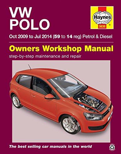 volkswagen-polo-repair-manual-haynes-manual-service-manual-workshop-manual-2009-2014