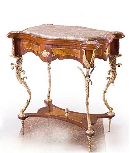 Table baroque table d'appoint de style antique Louis XV MoTa0230