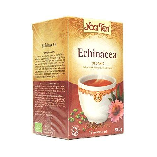 Yogi Tea Echinacea Tea 17 Bag