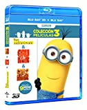 Gru + Gru 2 + Los Minions(BD+BD3D) [Blu-ray]