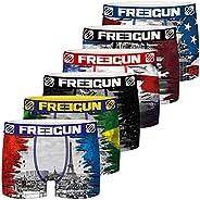 FREEGUN Boxer Fg/3/Bm/Pk6 Ropa Interior Hombre