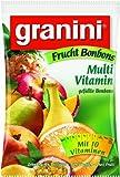 Granini Fruchtbonbon Multivitamin, 15er Pack (15 x 150 g Beutel)
