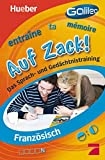 Französisch Auf Zack!: Das Sprach- und Gedächtnistraining / Buch