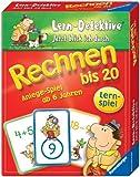 Ravensburger Buch 41996 - Ravensburger Spiel - Rechnen bis 20 (Anlegespiel)