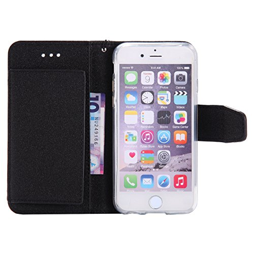 custodia iphone 7 portafoglio slim