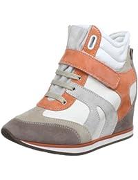 Geox Textil D N.AMBITION B D3278B02110C8283 - Zapatillas de deporte para mujer
