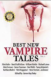 Best New Vampire Tales (Vol.1) (English Edition)