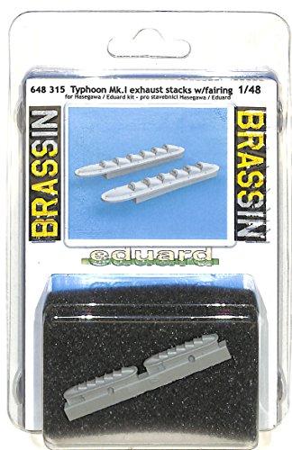 Eduard EDB648315 - Tubo de Escape Tipo Typhoon MK.I (Kit, Varios)