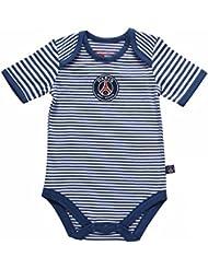 Body PSG - Collection officielle Paris Saint Germain - Taille bébé garçon