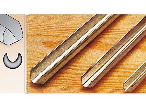 Stubai 59101616mm HSS Schale Hohlbeitel ohne Griff