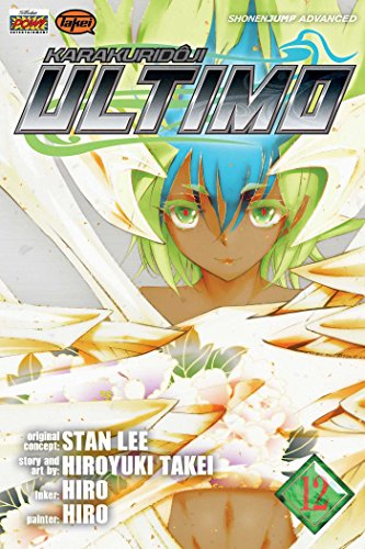 Ultimo, Vol. 12 Cover Image