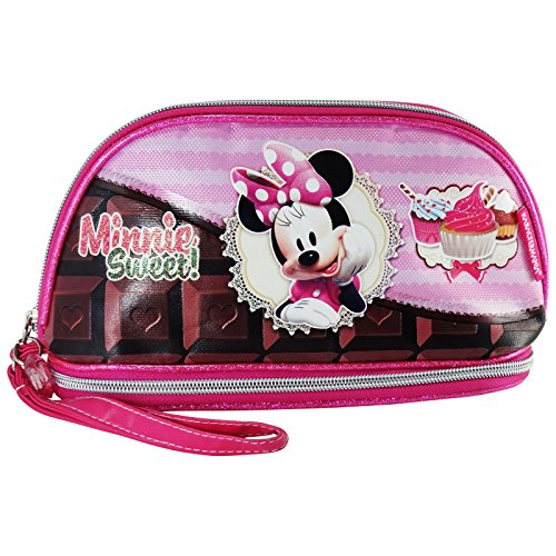 Disney Minnie Sweet Cake Pochette Maquillage Make-Up Beauty Vanity Trousse Candy