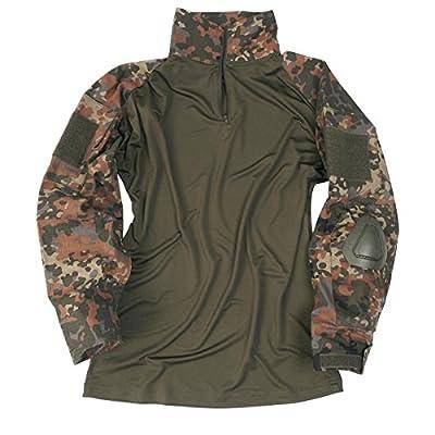 Tactical Hemd Warrior flecktarn von Mil-Tec auf Outdoor Shop