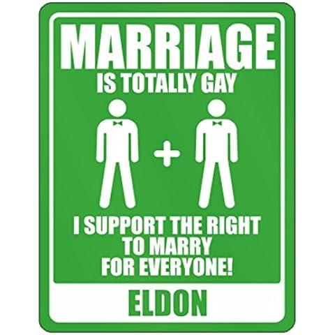 Teeburon Marriage is totally gay Eldon Parking Sign