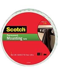 Foam Mounting Double-Sided Tape, 3/4 Wide x 350 Long