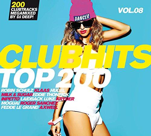 Clubhits Top 200 Vol.8