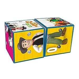 La Granja de Zenón - Cubos Electrónicos La Granja de Zenón (TO8200)