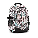 Karactermania Disney Classic Minnie Drawing Mochila Tipo Casual, 44 cm, 21 litros, Gris