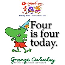 Four is four today: Volume 1