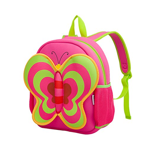 Nohoo 3D Mariposa Mochila Infantil