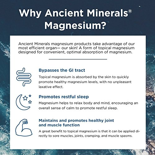Ancient 237ml Minerals Magnesium Oil