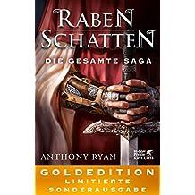 Rabenschatten: Die gesamte Saga: GOLDEDITION – Limitierte Sonderausgabe